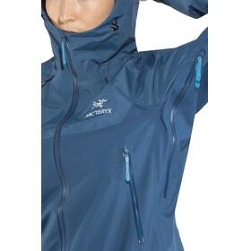 Arc'teryx Beta SL Hybrid Jacket Women Poseidon